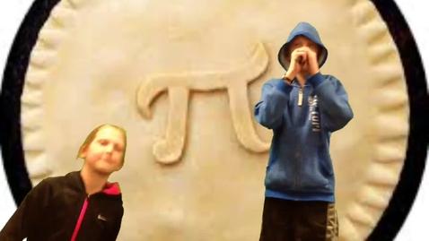 Thumbnail for entry Pi Day Rap #2