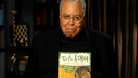 Thumbnail for entry To Be A Drum read by James Earl Jones