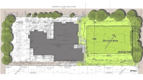 Thumbnail for entry Wydown Middle School - Initial Parking Concepts
