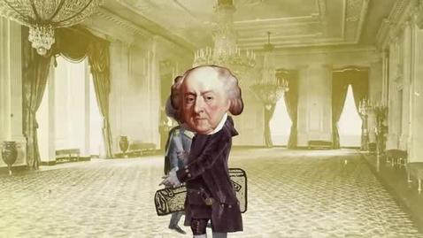 Thumbnail for entry The American Prsidents John Adams