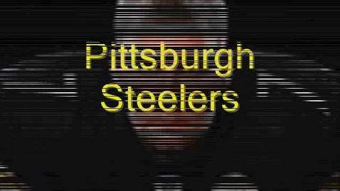 Thumbnail for entry Pittsburgh Steelers