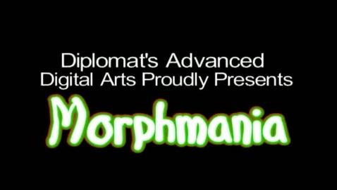 Thumbnail for entry Morphmania 2013