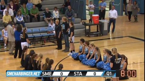 Thumbnail for entry Girls Basketball vs. St Thomas Aquinas