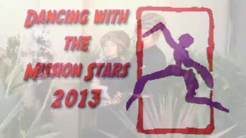 Thumbnail for entry Dancing with the Mission Stars Team 8