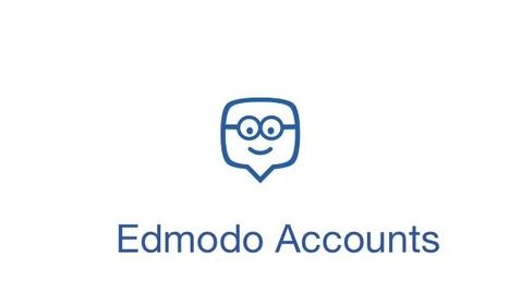 Thumbnail for entry Edmodo Accounts