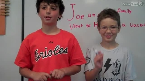 Thumbnail for entry Jack and Daniel's grammar