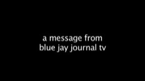 Thumbnail for entry Spirit - Blue Jay Pride!