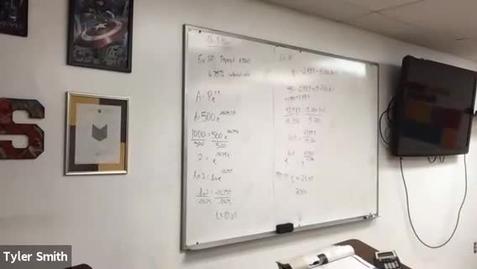 Thumbnail for entry Pre-Algebra Class 11/10/20