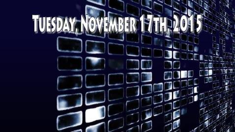 Thumbnail for entry WSCN 11.17.15