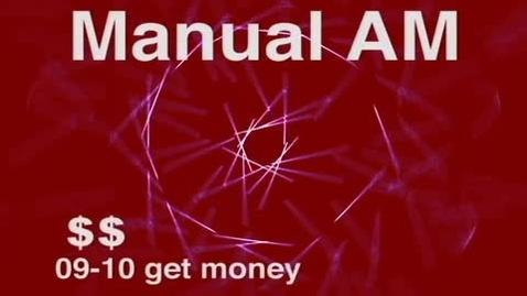 Thumbnail for entry Manual AM Episode 2 Season 09-10