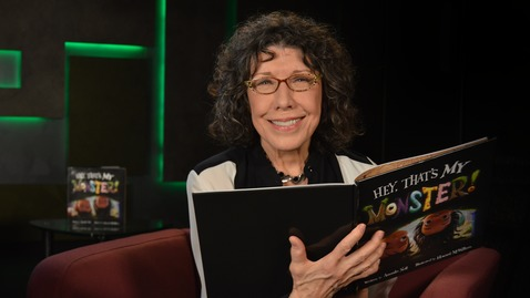 Hey, That's My Monster read by Lily Tomlin