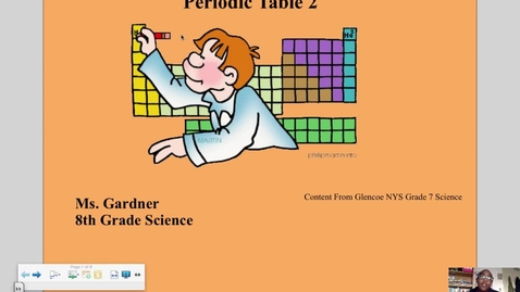 Thumbnail for entry EMS.B Periodic Table 2