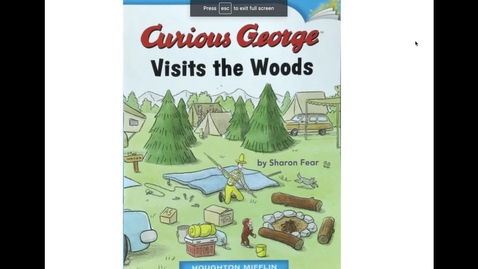 Thumbnail for entry Curious George Visits the Woods