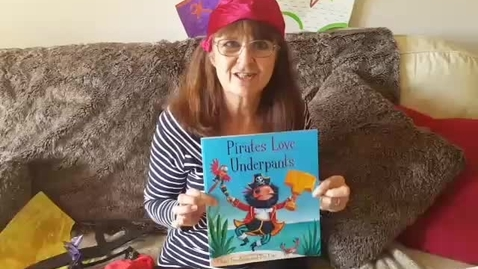 Thumbnail for entry Pirates Love Underpants