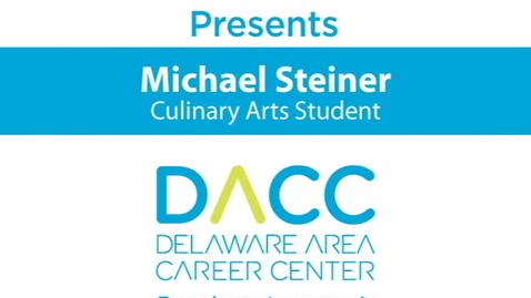 Thumbnail for entry Michael Steiner Testimonial