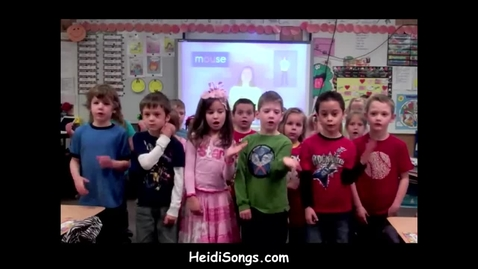 """Thumbnail for entry Ou-Ow """"Howl"""" Phonics song"""