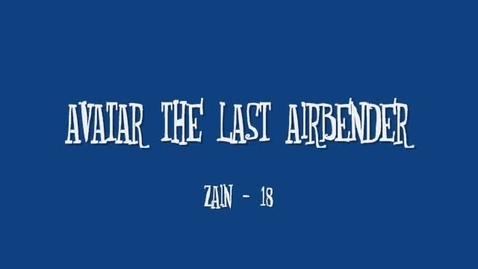 Thumbnail for entry Avatar Theme Song - Zain