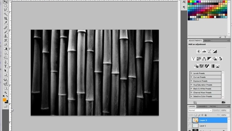Thumbnail for entry Photoshop - Blending modes