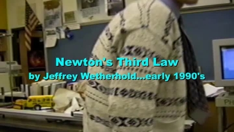 Thumbnail for entry Archives:Newton's Third Law