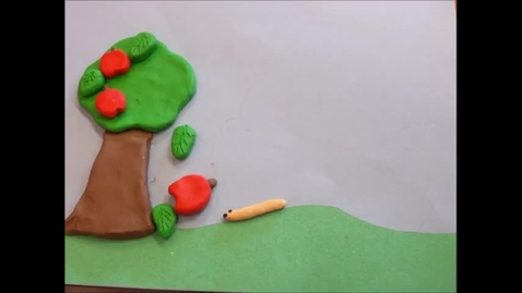 Thumbnail for entry 2016 JMS Claymation The Apple and the Worm