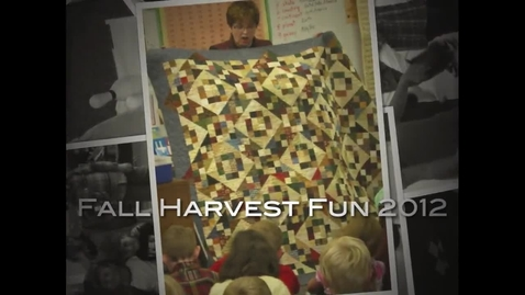 Thumbnail for entry Fall Harvest Fun 2012-13