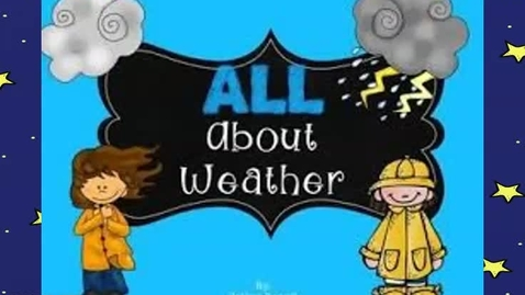 Thumbnail for entry Weather:  Meteorology Tools and Severe Weather