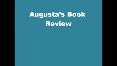 Thumbnail for entry 13-14 Linville Augusta Book Review