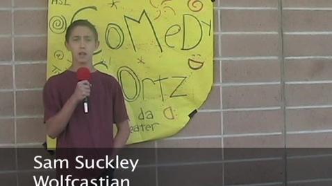 Thumbnail for entry Comedy Sportz