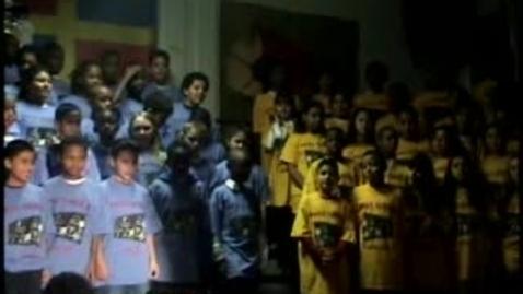 Thumbnail for entry PS22 Chorus Original KWANZAA Song