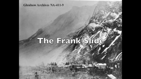 Thumbnail for entry The frank slide