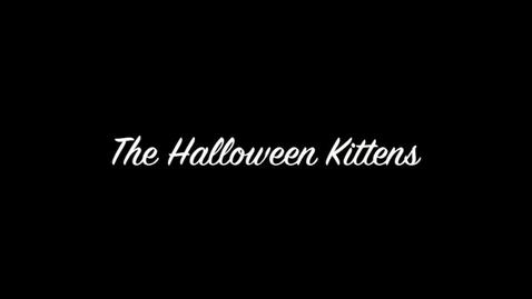 Thumbnail for entry The Halloween Kittens S