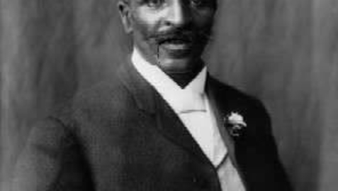 Thumbnail for entry George Washington Carver Blabberized by Brandon