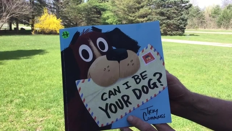 Thumbnail for entry Can I be your Dog