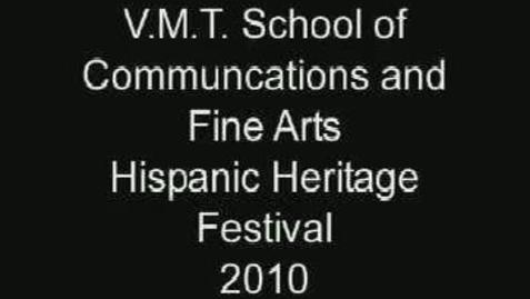 Thumbnail for entry VMT Hispanic Festival 2010