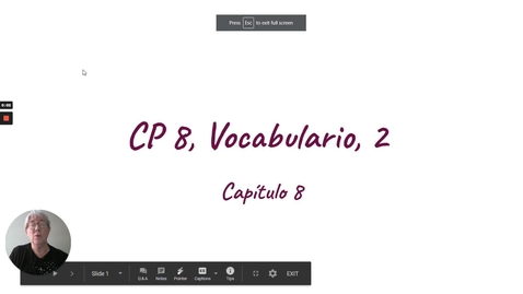 Thumbnail for entry CP 8 VOCABULARIO 2