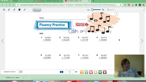 Thumbnail for entry Chapter 2 Fluency Practice