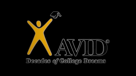 Thumbnail for entry Over a Decade of AVID at Lauffer Middle School