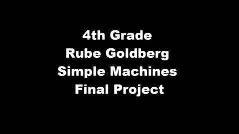 Thumbnail for entry AudreyJimmyLukeMadisonRubeGoldberg