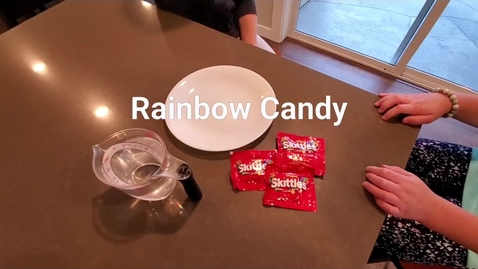 Thumbnail for entry Rainbow Candy