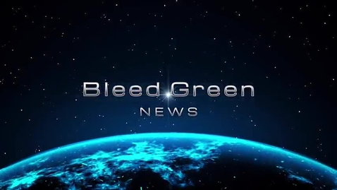 Thumbnail for entry 10-30-2017  Bleed Green News