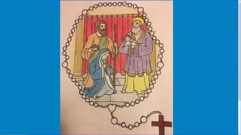 Thumbnail for entry The 4th Joyful Mystery