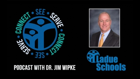 Thumbnail for entry See. Serve. Connect. Podcast with Dr. Jim Wipke interviews Wendy Guhr