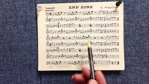 Thumbnail for entry End Zone snare and bass
