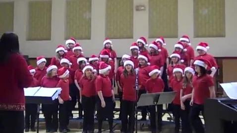 Thumbnail for entry Honor Choir 9