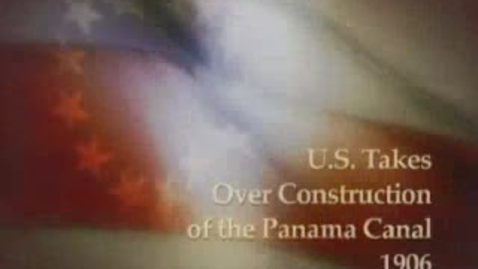 Thumbnail for entry The Panama Canal
