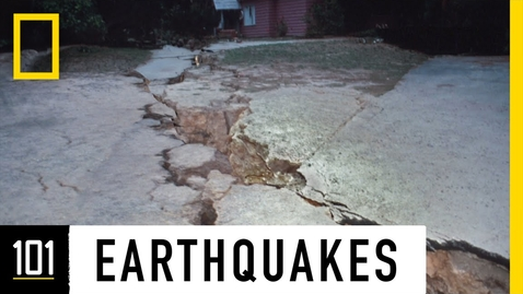 Thumbnail for entry Earthquakes 101 | National Geographic