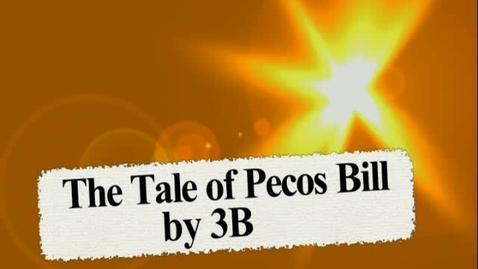 Thumbnail for entry Pecos Bill 3B