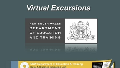 Thumbnail for entry Virtual Excursions