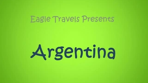 Thumbnail for entry Argentina