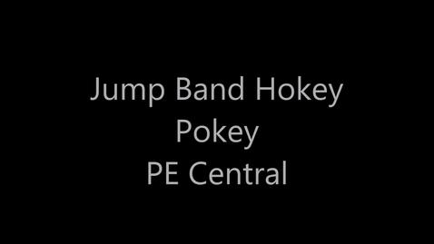 Thumbnail for entry Jump Band Hokey-Pokey Dance
